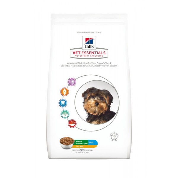 Hill's Vet Essentials Canine Puppy Mini 2 kg
