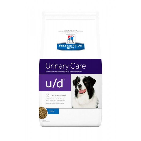Hill's Prescription Diet Canine u/d 5 kg