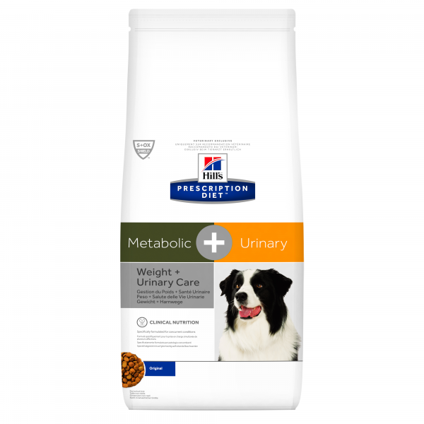 Hill's™ Prescription Diet™ Canine Metabolic+Urinary 2kg
