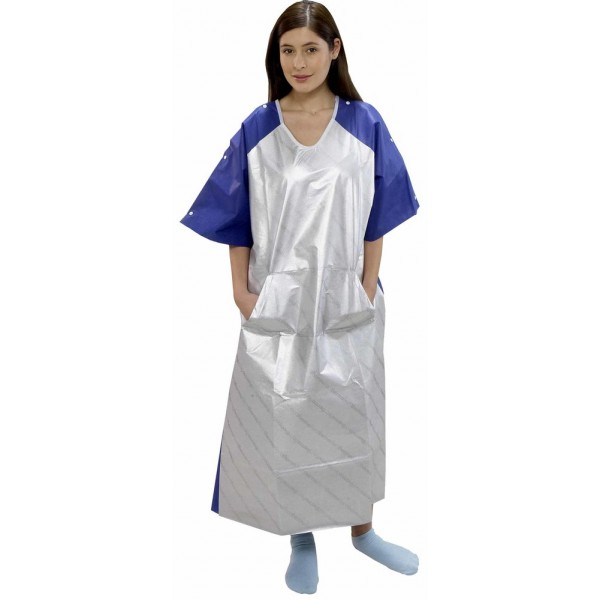 Thermoflect Patient Gown 25 kpl