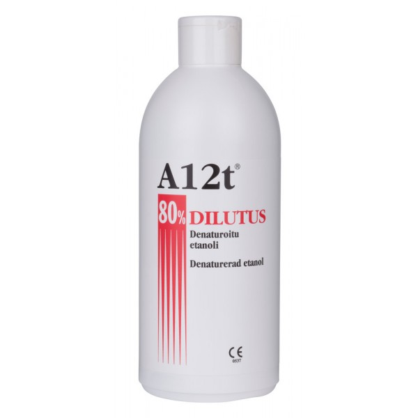 A12t Dilutus 80% 500 ml