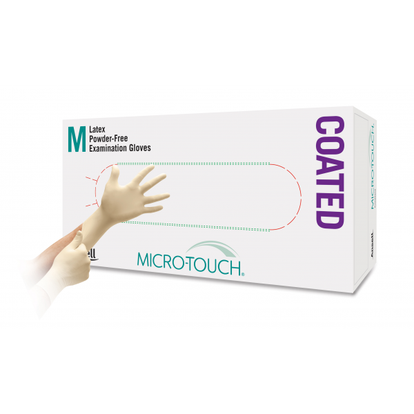 Micro-Touch Coated L 100 kpl