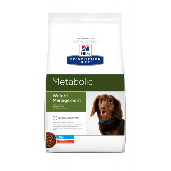 Hill's Prescription Diet Canine Metabolic Mini 1,5 kg