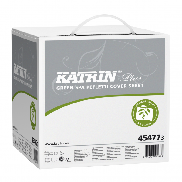 Katrin Green SPA Pefletti  Cover sheet laatikko
