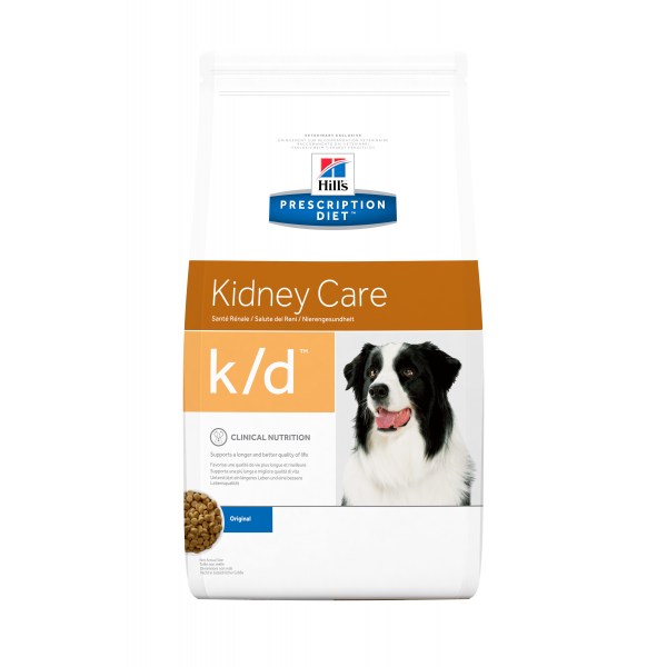 Hill's Prescription Diet Canine k/d 5 kg