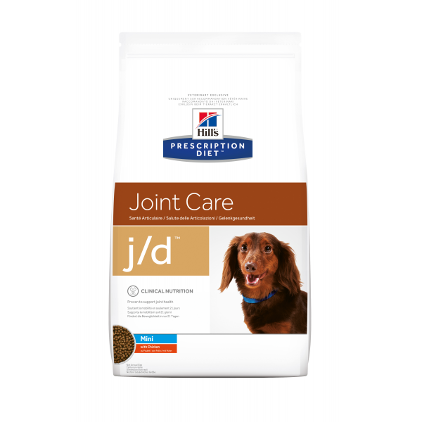 Hill's Prescription Diet Canine j/d Mini 2 kg