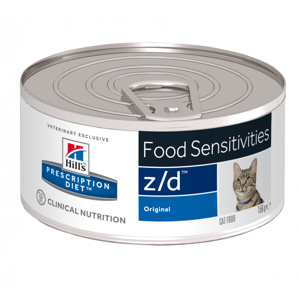 Hill's Prescription Diet Feline z/d säilyke 24x156 g