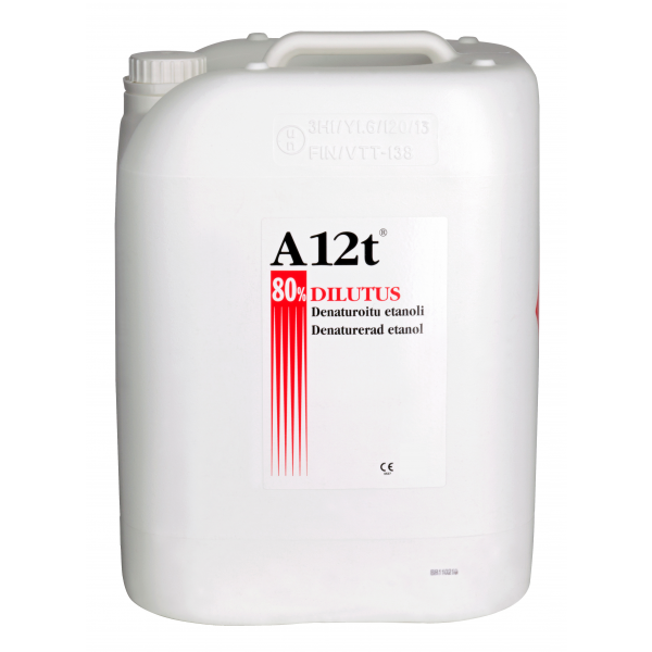 A12t Dilutus 80% 10 L