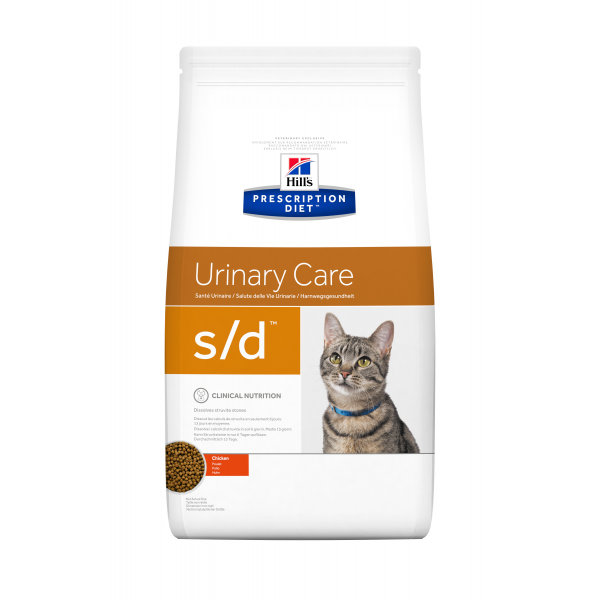 Hill's Prescription Diet Feline s/d 1,5 kg