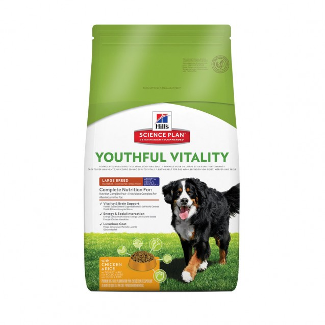 Hill's™ Science Plan™ Canine Youthful Vitality 5+ Large Breed 10 kg