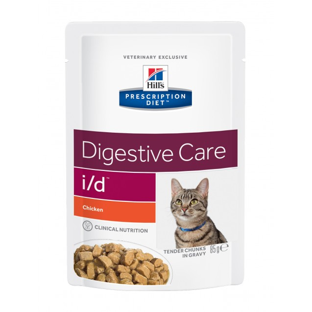 Hill's™ Prescription Diet™  Feline i/d  annospussit 12x85 g