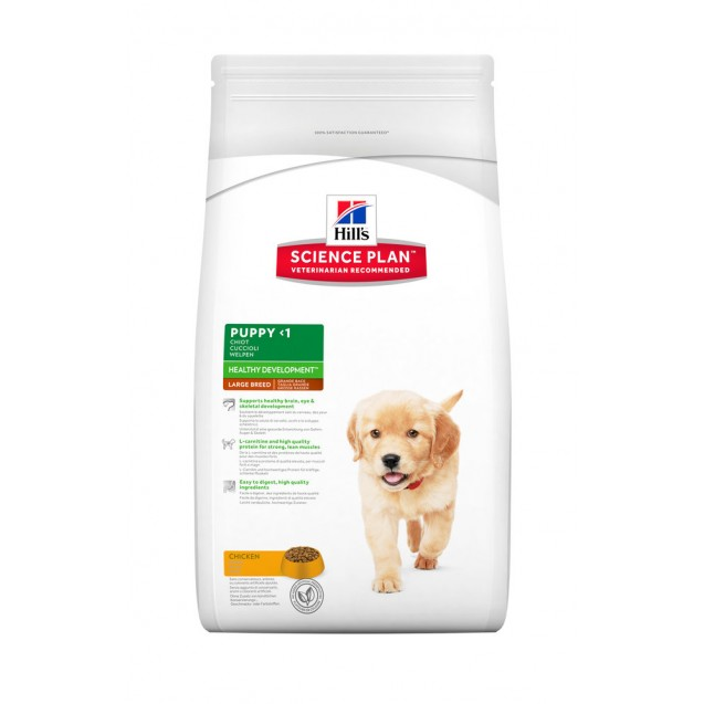 Hill's™ Science Plan™ Canine Puppy™ Chicken Large Breed 16 kg