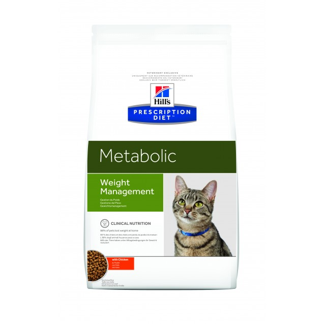 Hill's™ Prescription Diet™ Feline Metabolic 4 kg