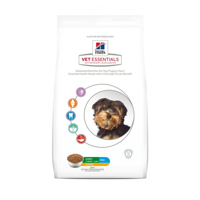 Hill's Vet Essentials  Canine Puppy Mini 7 kg