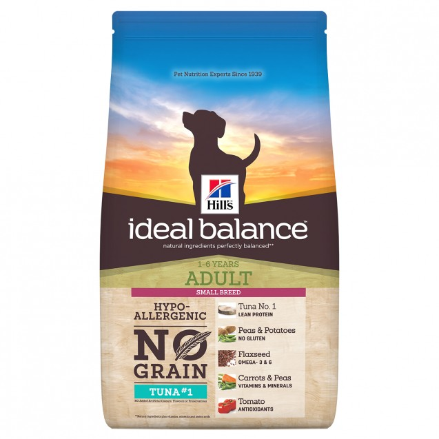 Hill's™ Ideal Balance™ Canine Adult Small Breed Tuna and Potato 2 kg
