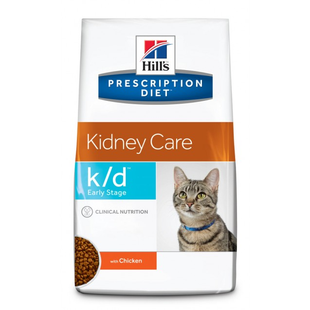 Hill's Prescription Diet Feline k/d Early Stage 1,4 kg