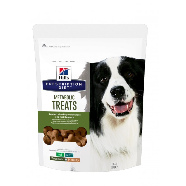 Hill's™ Prescription Diet™ Canine Metabolic Treats 12x220 g