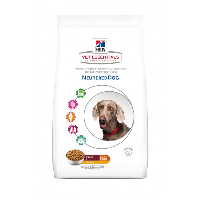 Hill's™ Vet Essentials™ Neutered Dog Large Breed 12 kg