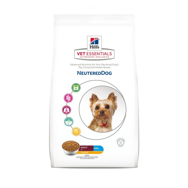 Hill's™ Vet Essentials™ Neutered Dog Mini 1,5 kg