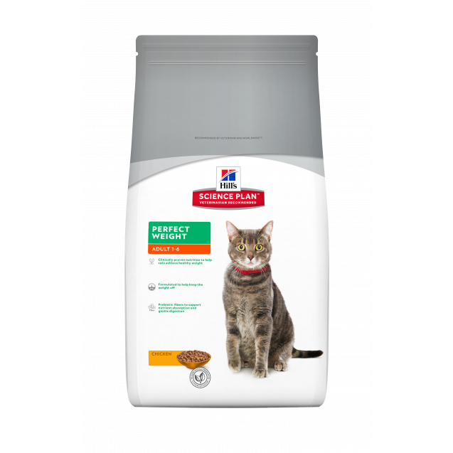 Hill's™ Science Plan™ Feline Adult Perfect Weight 1,5 kg