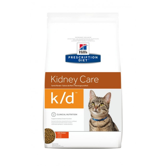 Hill's Prescription Diet Feline k/d 5 kg
