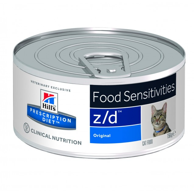 Hill's™ Prescription Diet™ Feline z/d säilyke 24x156 g