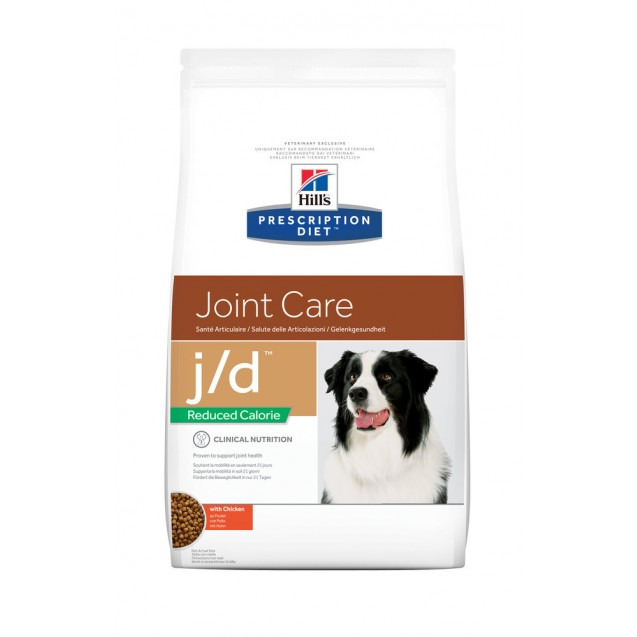 Hill's™ Prescription Diet™ Canine j/d Reduced Calorie 4 kg