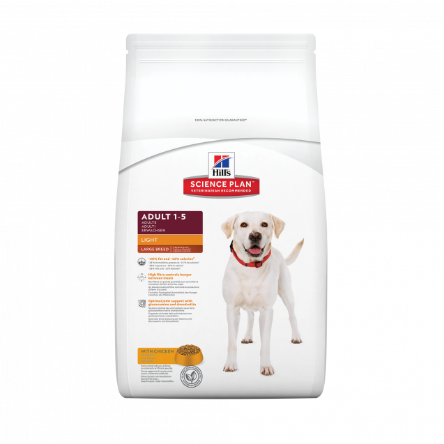 Hill's™ Science Plan™ Canine Adult Chicken Large Breed Light 12 kg