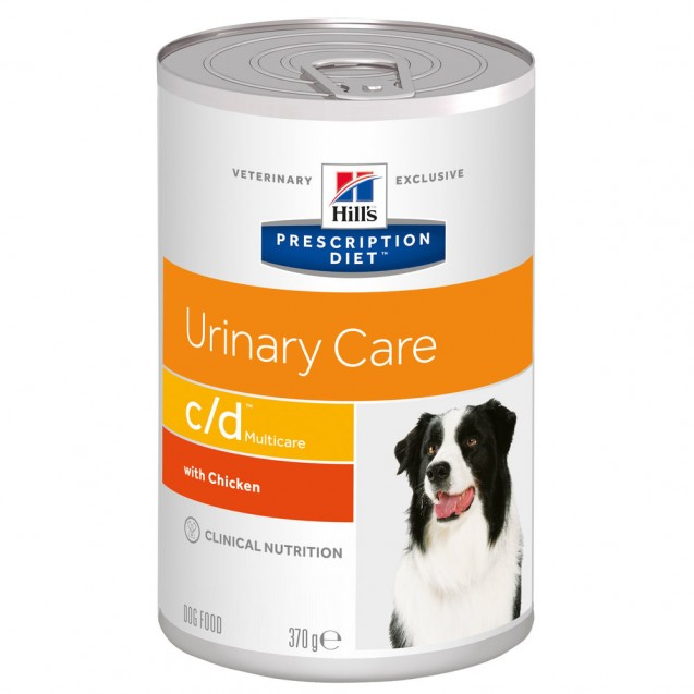 Hill's™ Prescription Diet™ Canine c/d säilyke 12x370 g