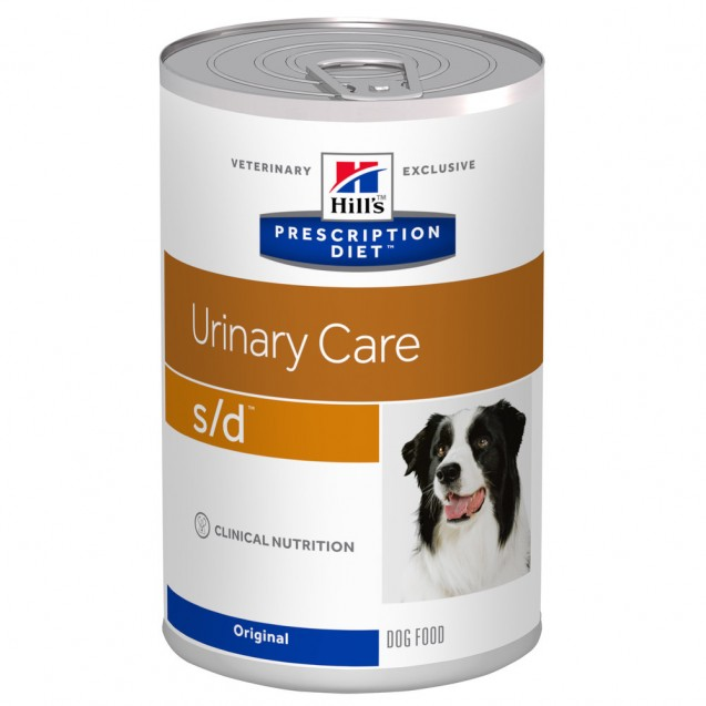 Hill's™ Prescription Diet™ Canine s/d säilyke 12x370 g