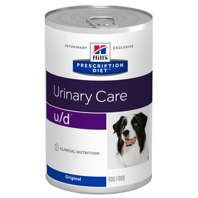 Hill's Prescription Diet Canine u/d säilyke 12x370 g