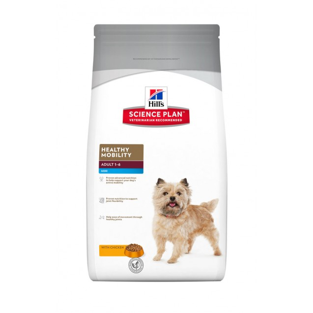 Hill's™ Science Plan™ Canine Adult Mobility Mini 3 kg