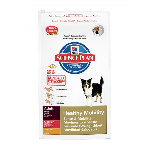 Hill's™ Science Plan™ Canine Adult Mobility Medium 12 kg
