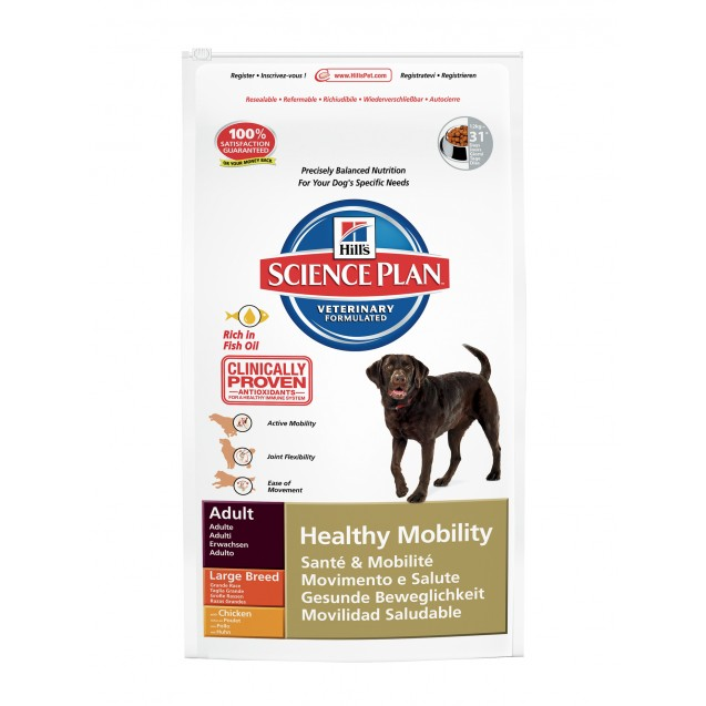 Hill's™ Science Plan™ Canine Adult Mobility Large Breed 12 kg