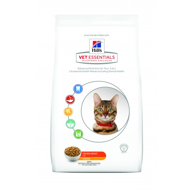 Hill's™ Vet Essentials™ Feline Young Adult 1,5 kg