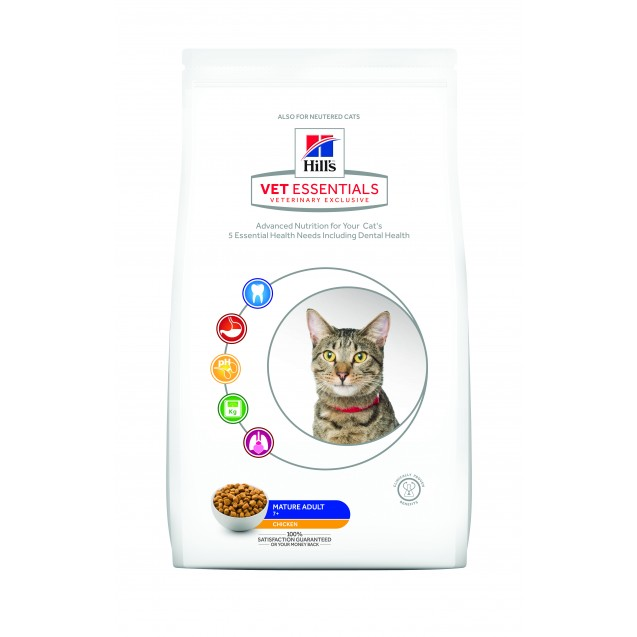 Hill's™ Vet Essentials™ Feline Mature Adult 7+ 1,5 kg