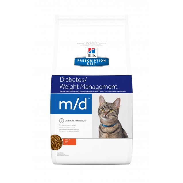 Hill's™ Prescription Diet™ Feline m/d 1,5 kg