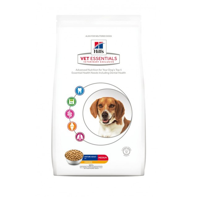 Hill's™ Vet Essentials™ Canine Mature Adult 7+ 2 kg