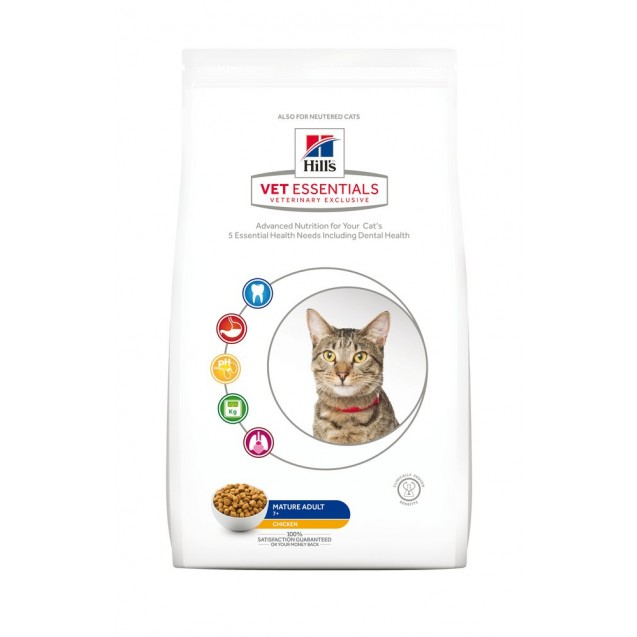Hill's Vet Essentials Feline Mature Adult 7+ 6,5 kg