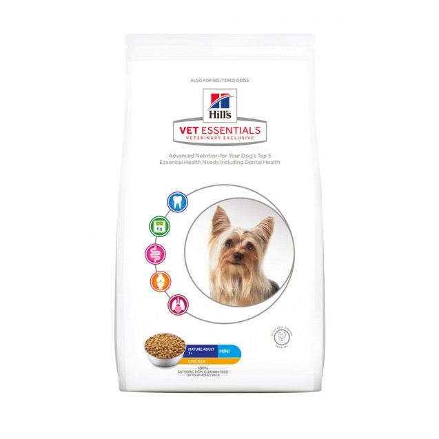 Hill's™ Vet Essentials™ Canine Mature Adult 7+ Mini 7 kg