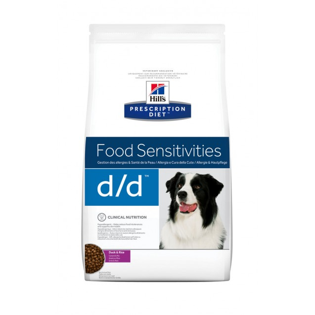 Hill's™ Prescription Diet™  Canine d/d Duck 12 kg