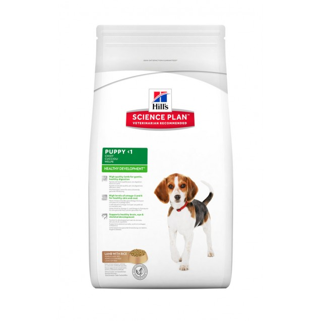 Hill's™ Science Plan™ Canine Puppy Lamb & Rice 12 kg