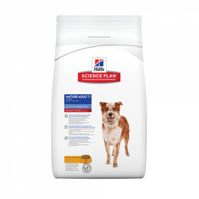 Hill's™ Science Plan™ Canine Mature Adult 7+ Chicken 12 kg