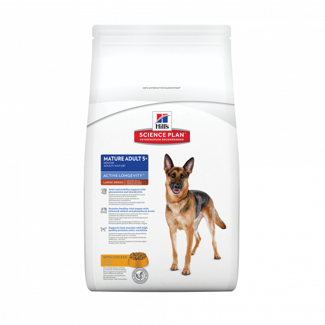Hill's™ Science Plan™ Canine Mature Adult 5+ Large Breed Chicken 12 kg