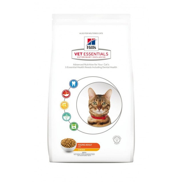 Hill's Vet Essentials Feline Young Adult 10 kg