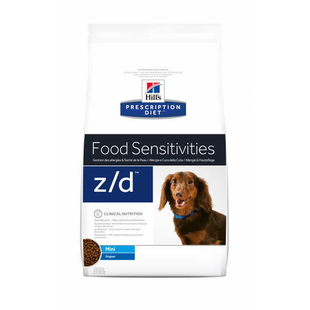 Hill's Prescription Diet Canine z/d Mini 1,5 kg