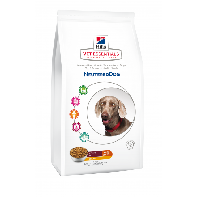 Hill's Vet Essentials Neutered Dog Large Breed 12 kg