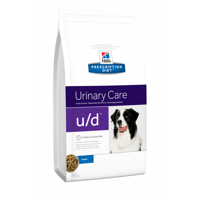 Hill's Prescription Diet Canine u/d 12 kg