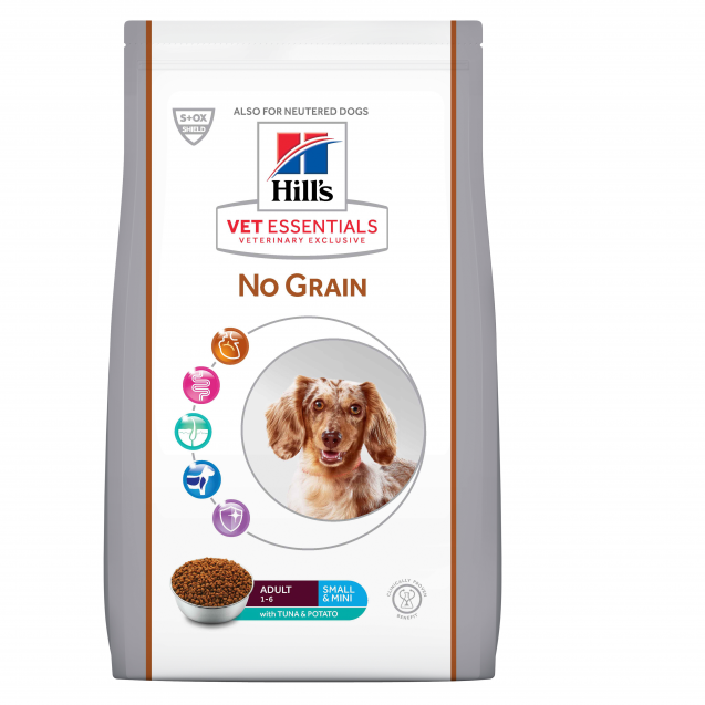 Hill's Vet Essentials Canine Adult Small & Mini No Grain 2 kg