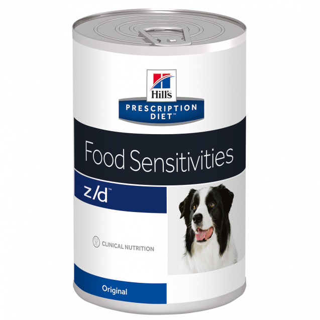 Hill's Prescription Diet Canine z/d säilyke 12x370 g